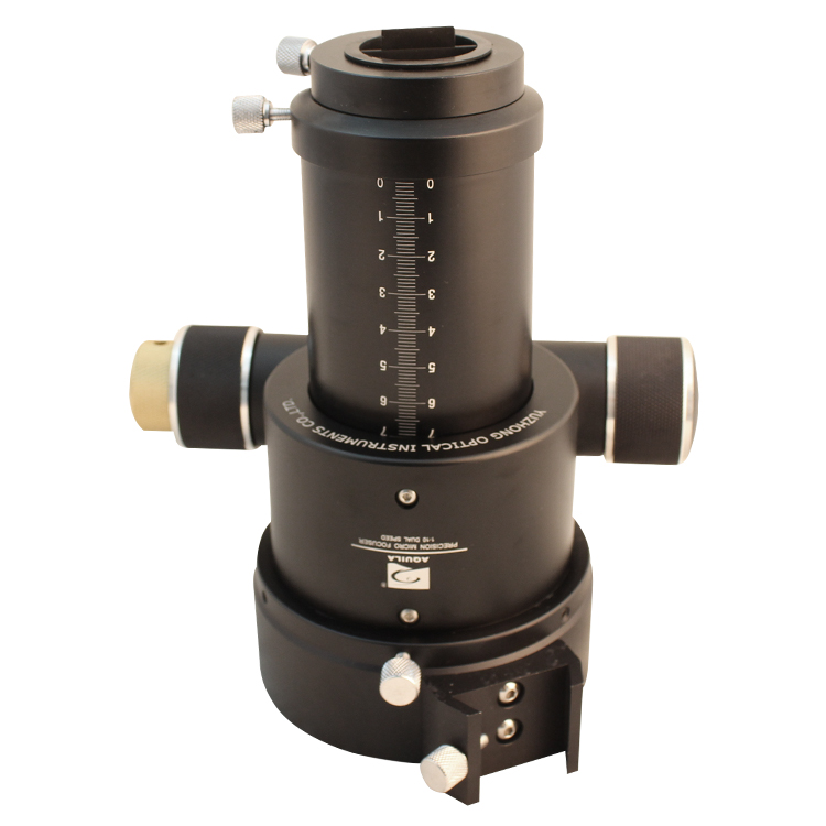 "2"" Dual Speed 10:1 Crayford Focuser for Astronomy Telescope w/ 1.25"" Adapter"