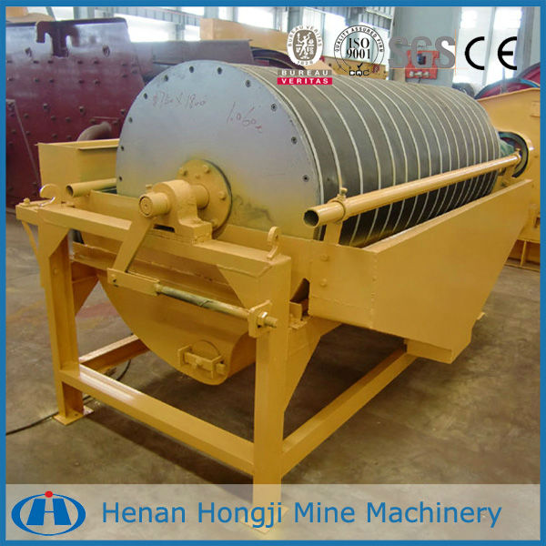 Good quality and high effiency Tin ore magnetic separator