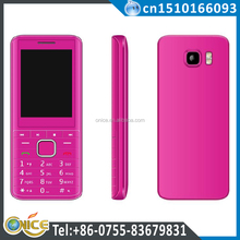 Wholesales Small Cute Cellphone Cheap 2g Mobile Phone S6 1.77'' GSM 850/900/1800/1900MHz With Camera Support Multi-language