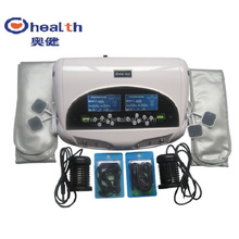 Dual ion detox foot spa machine to get rid of toxins