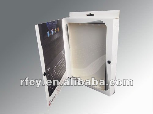 Hanging ipad 2 pacakging box