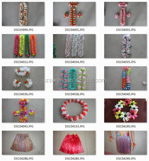 Hawaii Decorative Artificial Flower Head Wreath Buy