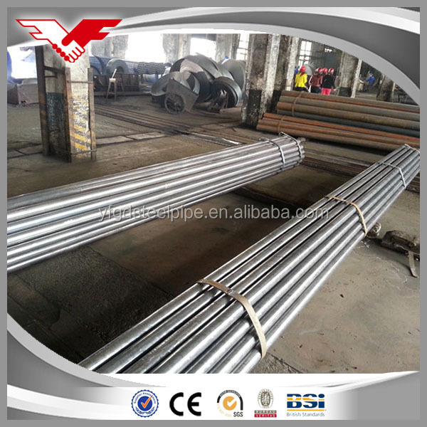 Allibaba.com Cheap Building Materials Black Carbon Steel Pipes