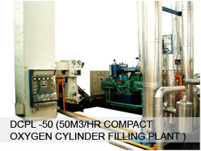 Oxygen Producing Machines | Oxygen Generation Unit