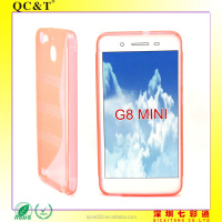 TPU Case for mobile phone for Hua wei g8 mini mobile phone accessories