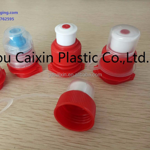 Flip Top Cap Push and Pull Cap fit for 28mm Bottle and Pouch