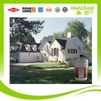 waterproofing coating for exterior wall