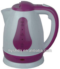 Haiyu Company plastic electric kettle-(HY-21A) discounting