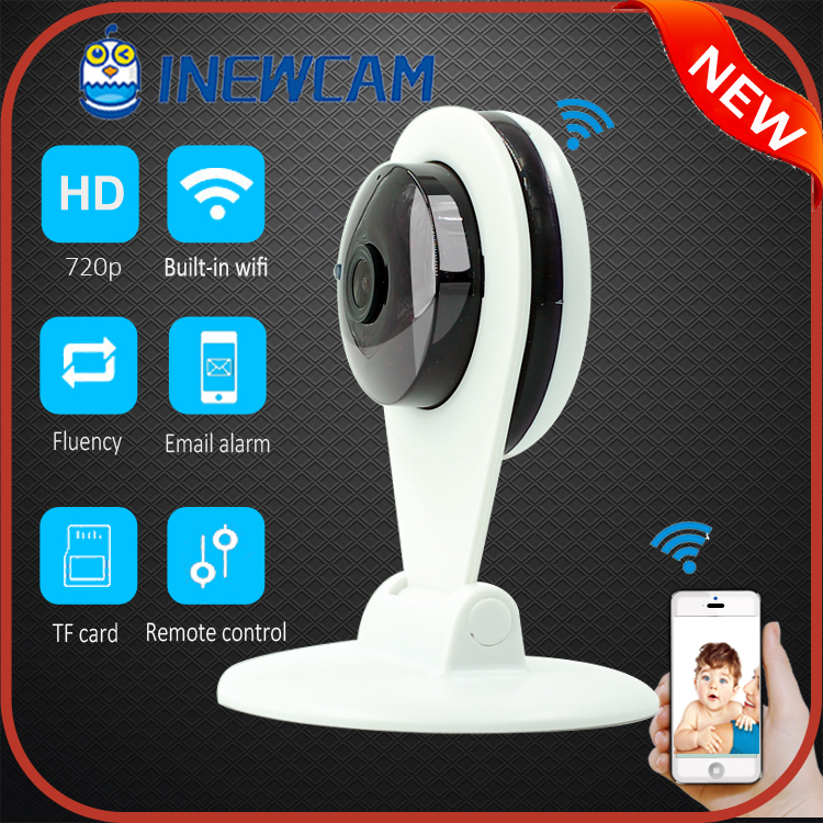 New Wireless 720P Security Network Camera Night Vision WIFI Webcam