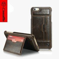 2016 Casemall new handphone accessories mobile phone case stand cover for iphone 6splus