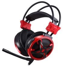 High-End Ear Handle Integrated Head phone 40mm Ultra-Large Caliber Speaker Bass PC Gaming Headset