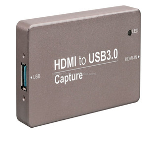 Reliable and Flexible solutions multi-source USB3 video capture with HDMI inputs