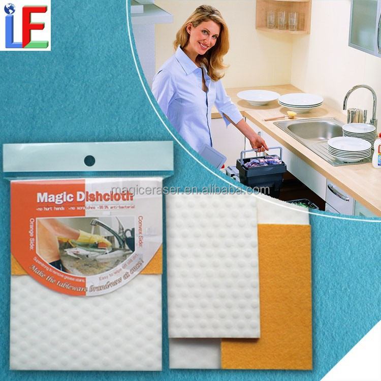 Extra Power Magic Cleaning Sponge for Kitchen Greese
