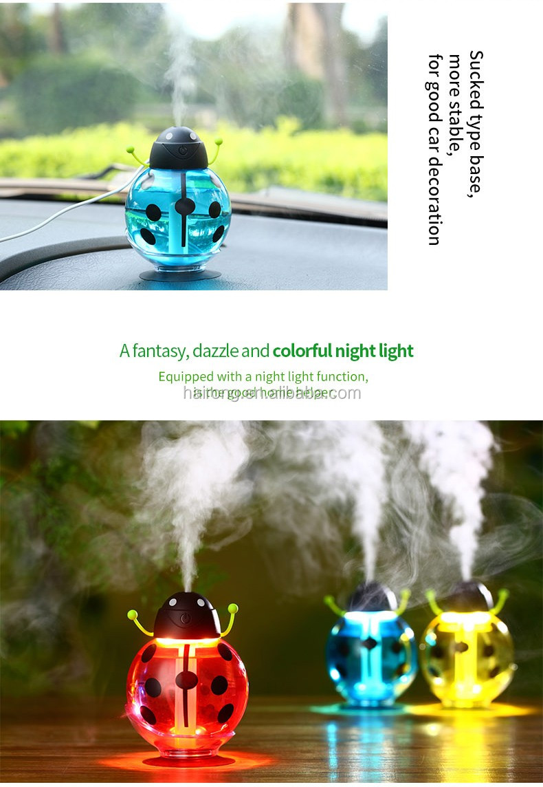 2017 trending product beatles ultrasonic mist aroma air humidifier usb mist mini humidifier mini handheld humidifier