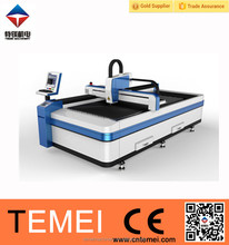Auto following laser head TM-L1325-F500W-0505FX laser metal cutting machine price