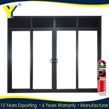 Residential Used Windows and Doors Comply with Australian Standards AS2047 AS2208 _Door Glass Inserts Blinds
