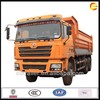 20 ton China 10 tires tipper trucks for sale - Shacman D'long