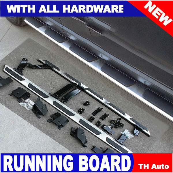 For Audi Q5 Running board Q5 Side Step Q5 Exterior Q5 Tuning Q5 Accessories 4X4 Accessories With Installation Manual
