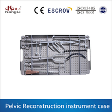 Instrument surgical Pelvic Reconstruction instrument case,medical instrument