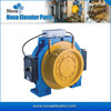 Multifunctional Lift Motor,Lift Traction Machine,Elevator Gearless Traction Machine