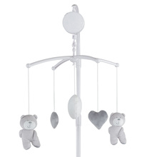 Baby Cot Musical Mobile Hanger Toys