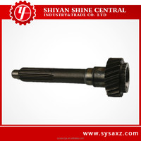 stainless steel gearbox shaft assembly