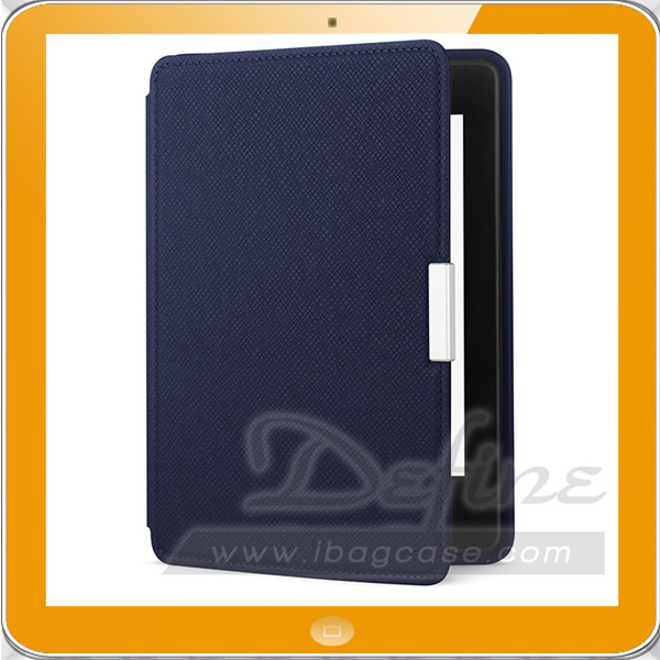 Lightest and Thinnest Protective Genuine Leather Cover for kindle paperwhite case