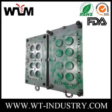 High precision LKM mold for vinyl disc injection plastic mould manufacturer