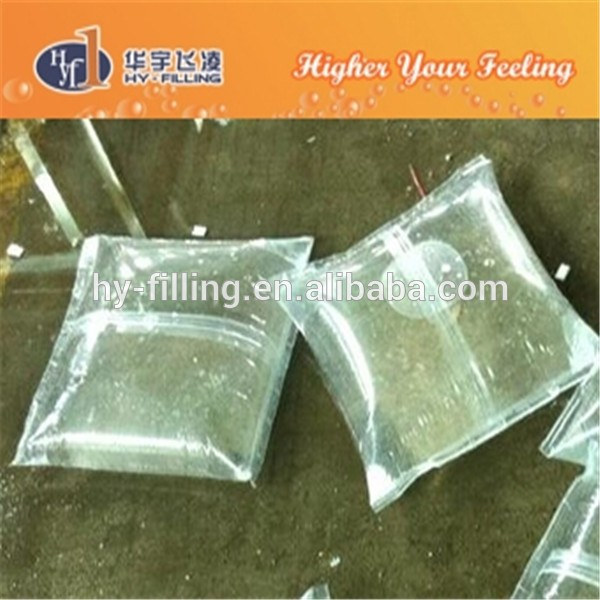 HY-Filling pure water sachet bag filling and sealing small size semi packing machine