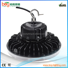 IP65, 6000K SMD 3030 30W Industrial Lighting LED High Bay Lighting, New square fins high bay light with CE Rohs
