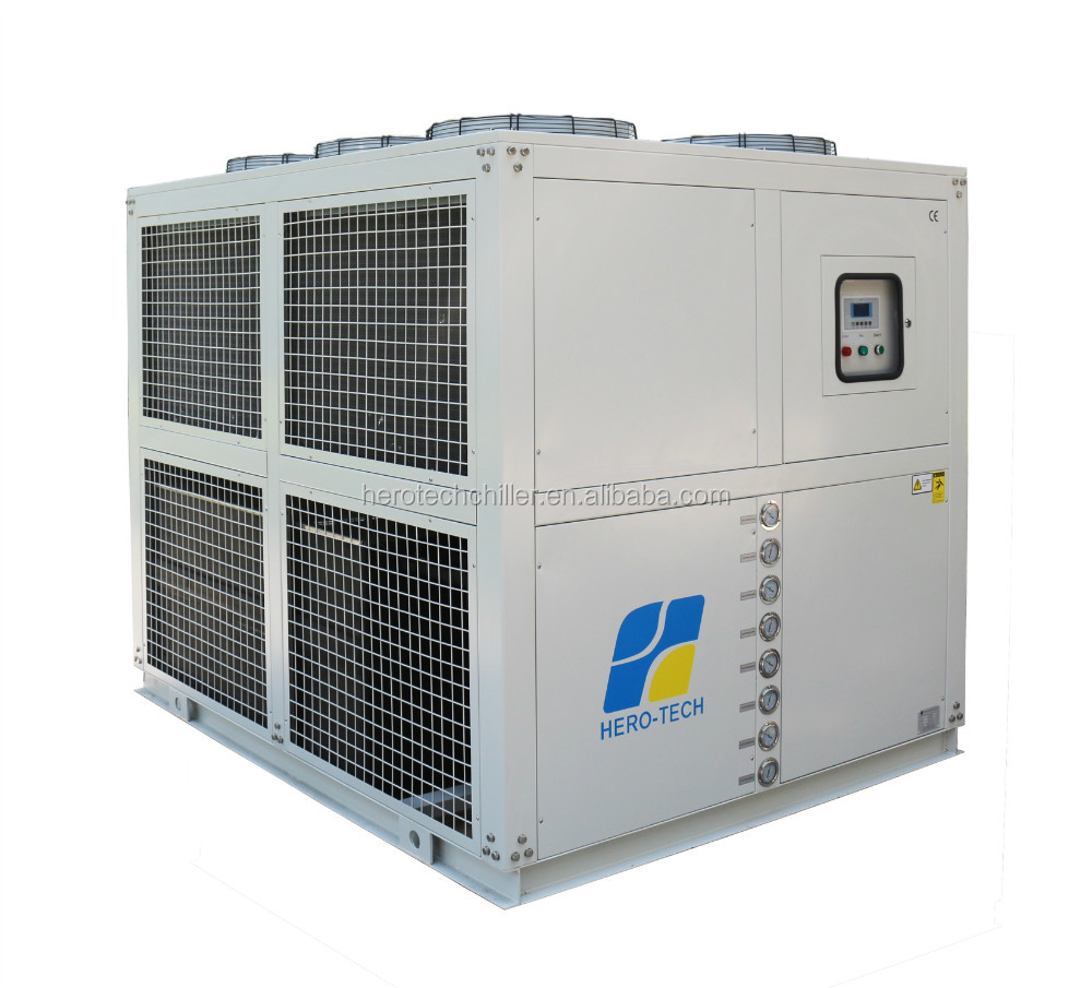 25hp air cooled industrial water chiller price (subzero)