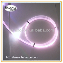 swimming pool fiber light interface system,milky optical fiber