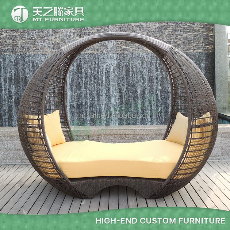 China Wholesale Modern Large Alibaba Wicker Rattan Outdoor ...