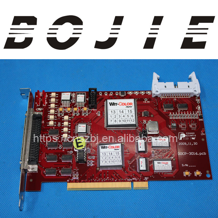 Brand new good quality wit color printer spectra polaris PCI board
