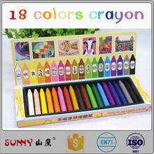 Non-Toxic & Safe kids oil pastel/plastic wax crayons in bulk