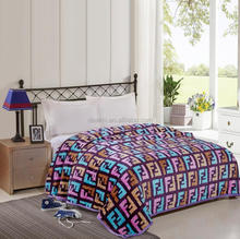 DMlqk387----wholesale Hot sale product pure color flannel blanket very cheap twin size blanket