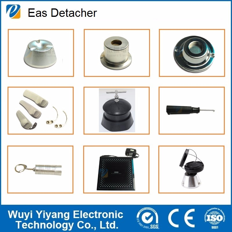 EAS Magnetic Detacher for Security Tag
