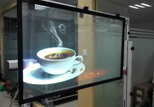 Transparent Rear Projection Film,3D screen ,clear image