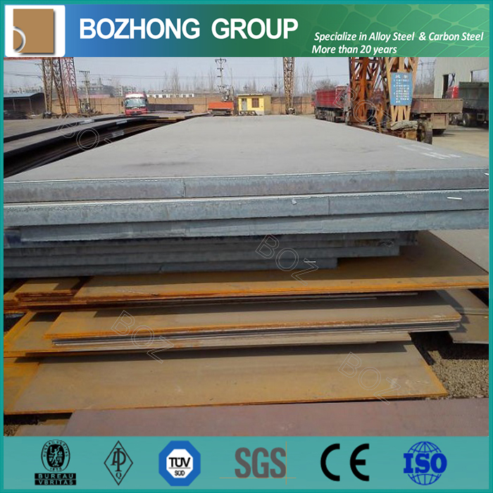 DIN DINEN S460NL 1.8903 Steel Plate Low Alloy Steel