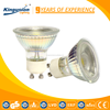 Kingunion Lighting products glass housing SMD2835 GU10 AR111 MR16 AC100-240 high power gu10 led sensor light bulb
