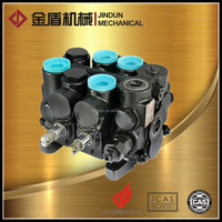 CDB-F20 transmission excavator backhoe main electric control valve farm machinery parts