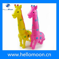 New Design Lovely Factory Wholesale Plastic Squeaky Dog Toys