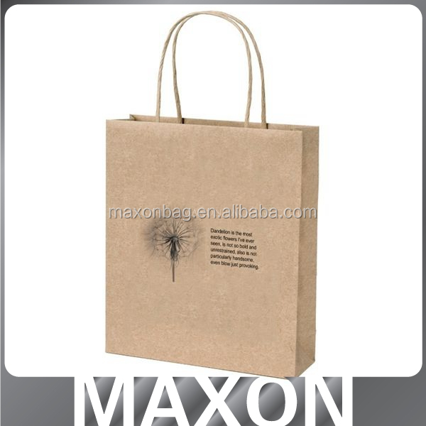 Guangdong factory Fashion!!! valentine day gift paper bag for shopping