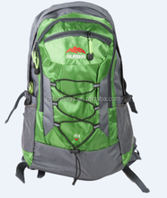 fashion sport and travelling backpack bag