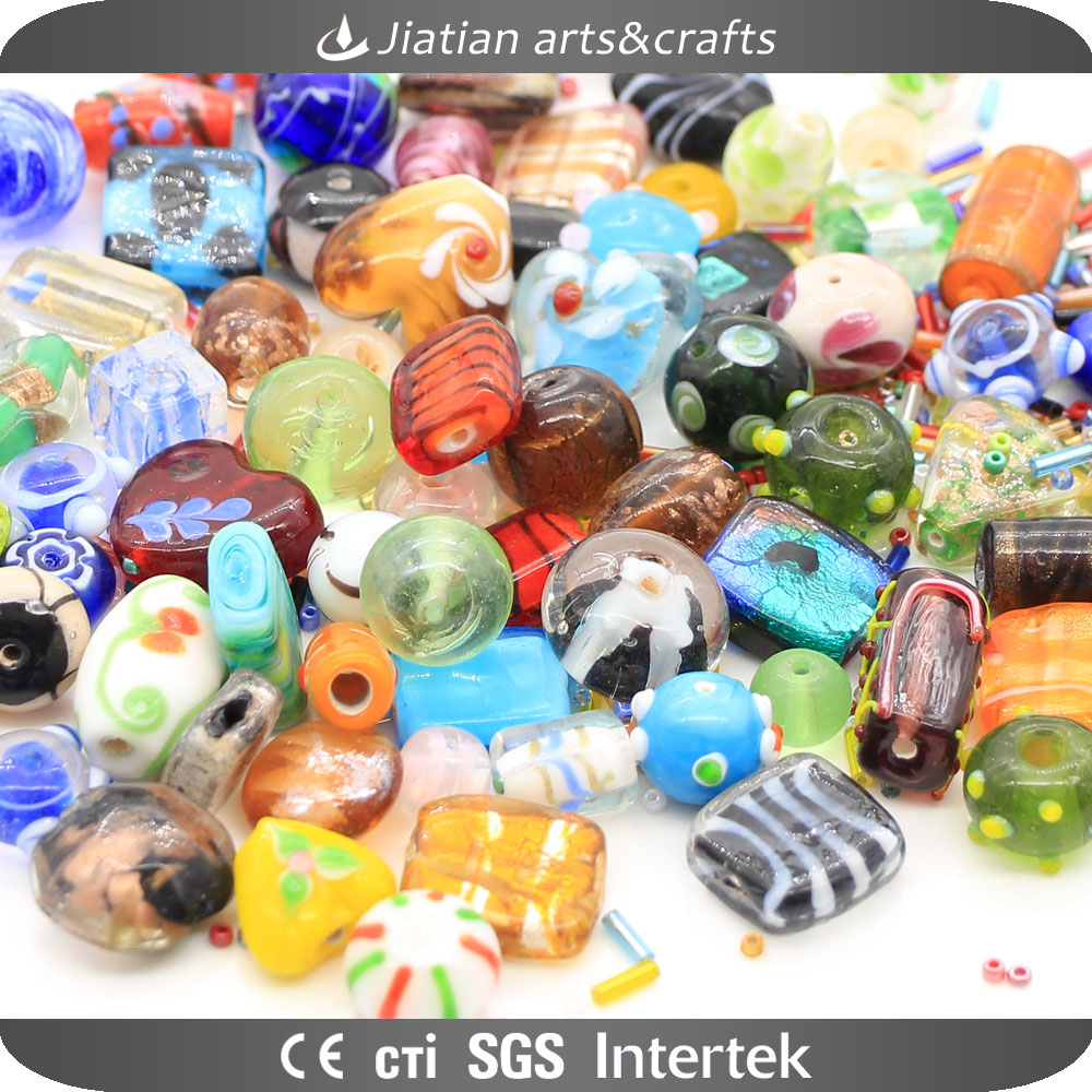 Mixed murano lampwork glass beads wholesale