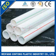 Shandong factory hot selling ppr fittings hexagon tube plastic