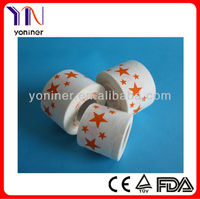 Medical athletic tape adhesive tape printed CE FDA certificated manufacturer
