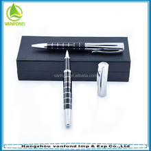 Professional office stationery customization promotional engraved metal parker pen