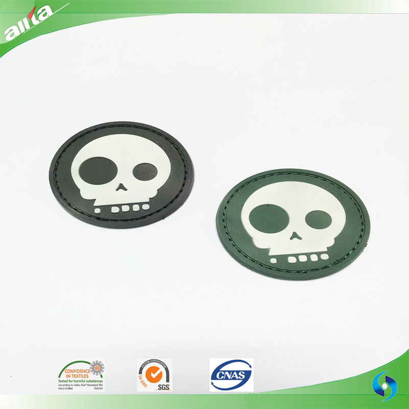 Custom Rubber Patches Made in the USA - FlexSystems