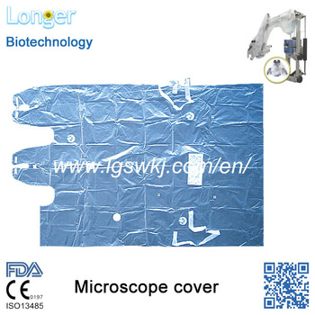 China Supplier Disposable Price of Operating Microscope Cover